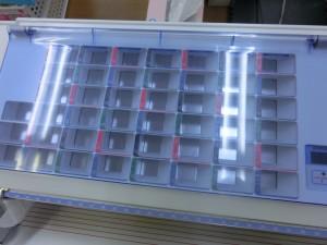 錠剤自動分包機