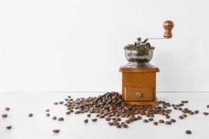 「コーヒーミル」で錠剤を粉砕